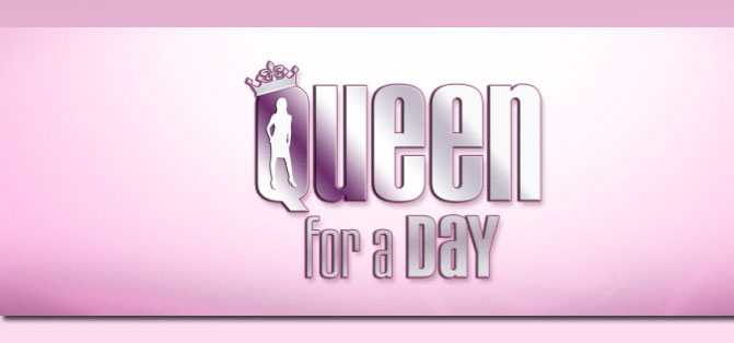 queen for a day the original reality competition format is back. Black Bedroom Furniture Sets. Home Design Ideas